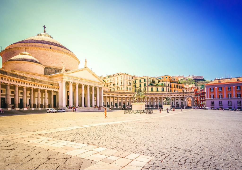 MODULO 27 - Campania Napoli