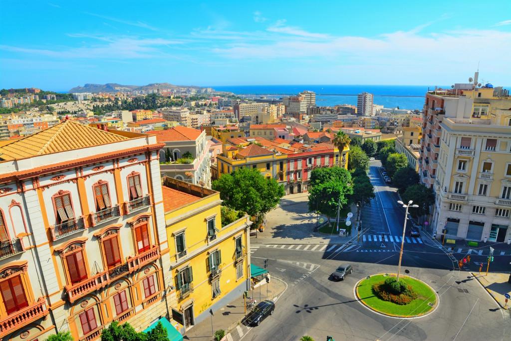 MODULO 16 - Cagliari