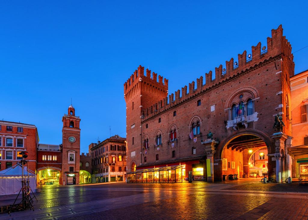 MODULO 36 - Ferrara