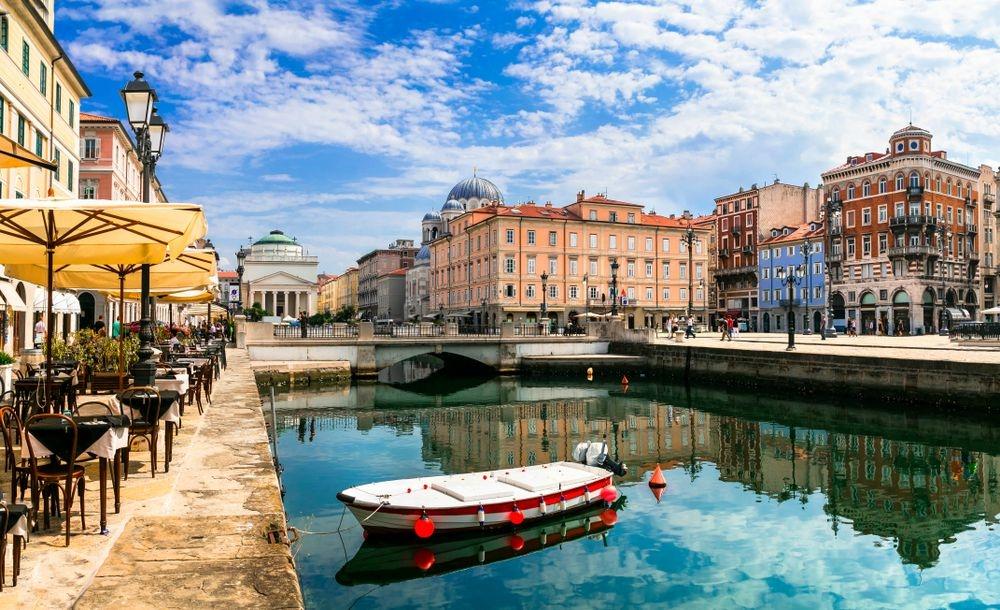 MODULO 39 - Trieste